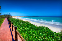 Cable Beach, in Broome.