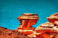 Gantheaume Point in Broome.